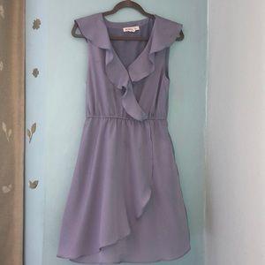 BCBG generation lilac dress